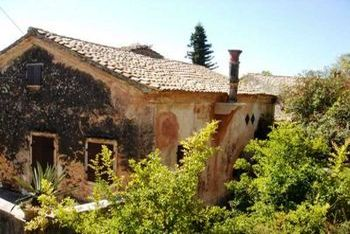 The historic home of the descendants of the Byzantine emperor