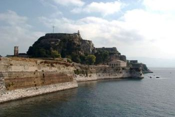 The old fortress / Corfu Town