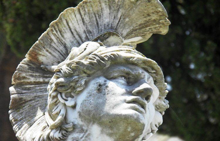 Hotel Corfu Secret - Corfu Mythology (Achilles)