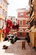 Corfu Town Over - Saint Spiridon