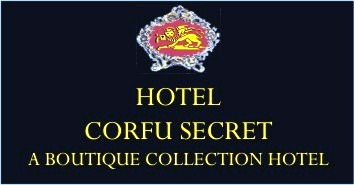 Hotel Corfu Secret, a boutique collection hotel